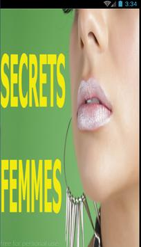 Secret De Femme apk screenshot