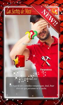Secrets Des Mecs !! apk screenshot