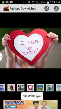 Father's Day Wishes and Quotes apk screenshot