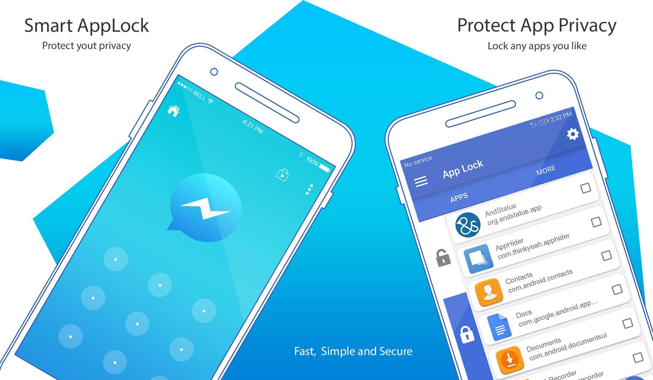 Secure App Lock 2018: Fingerprint Lock Apps for Android