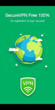 VPN Fast Secure - Free Unblock Proxy screenshot 2