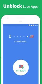 VPN Fast Secure - Free Unblock Proxy screenshot 5