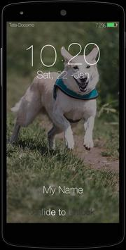 Cute Puppy Pincode Lockscreen screenshot 5