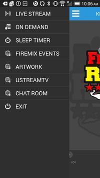 Firemix Radio screenshot 1