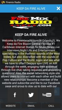 Firemix Radio screenshot 2