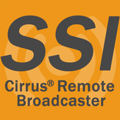 Cirrus Remote Broadcaster icon