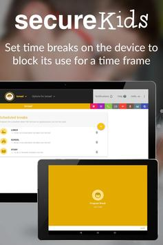 Parental Control SecureKids apk screenshot