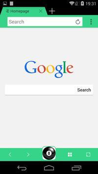 NoAds Browser الملصق