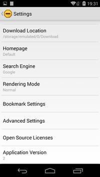 NoAds Browser تصوير الشاشة 5