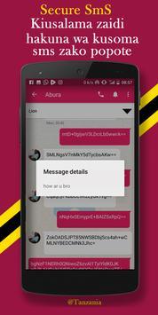 Secure SmS screenshot 2