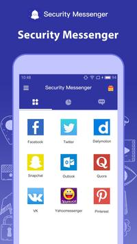 Security Messenger poster
