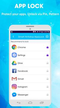 Antivirus Y Seguridad M 243 Vil Applock Descarga Apk