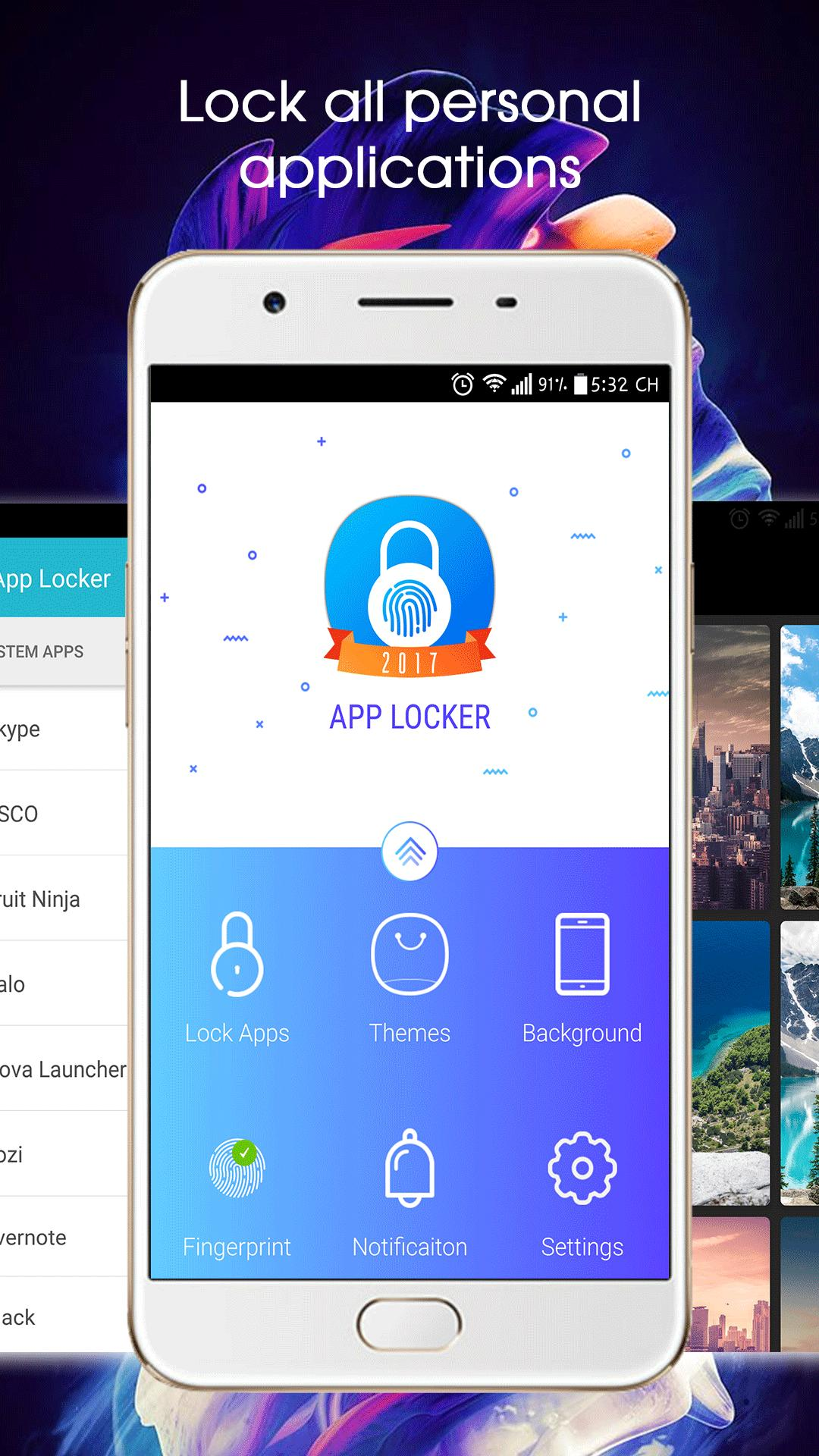 Fingerprint Locker - for Samsung s5,s6,s7,s8 for Android - APK Download