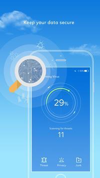 Antivirus, Detector y Limpiador De Virus captura de pantalla 6