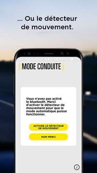 Mode Conduite screenshot 2