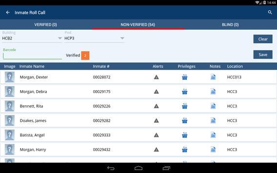 RollCall apk screenshot