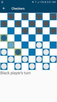 Checkers screenshot 2