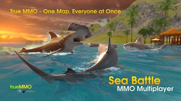Sea Battle MMO poster