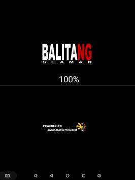 Balitang Seaman PH screenshot 4