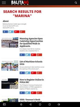 Balitang Seaman PH screenshot 6