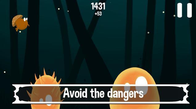 Bounce on Mushroom apk screenshot