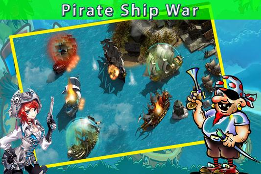 Sea Pirate Boat 3D apk screenshot
