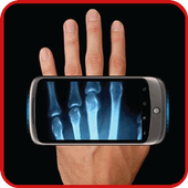 Xray Body Scanner Simulator icon