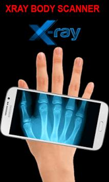 Xray Body Scanner Simulator poster