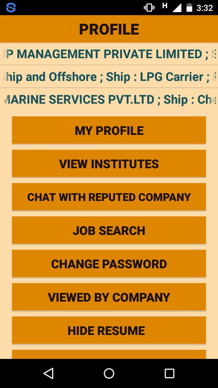 Seajob for Android - APK Download