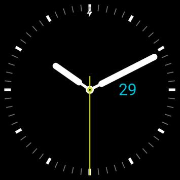 Pear Watch Face screenshot 10