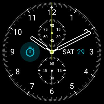 Pear Watch Face screenshot 7