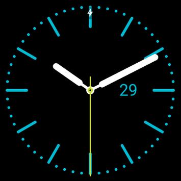 Pear Watch Face screenshot 8