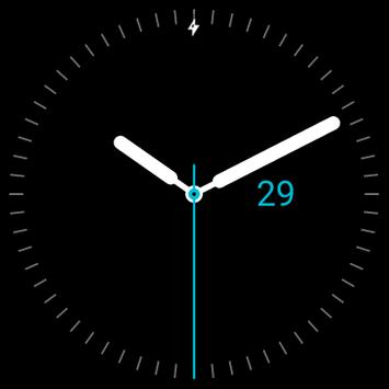 Pear Watch Face screenshot 9