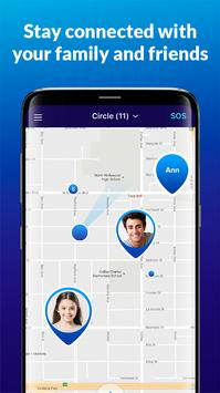 GPS Phone Tracker - Family Search poster