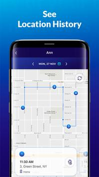 GPS Phone Tracker - Family Search apk screenshot