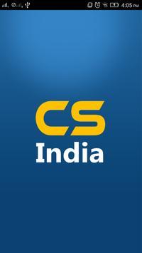 CS india poster