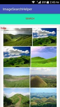 ImageSearchHelper apk screenshot