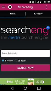 Searcheng - Movie TV Engine poster