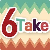 6 Take icon
