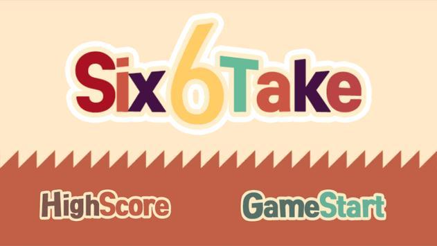 6 Take poster