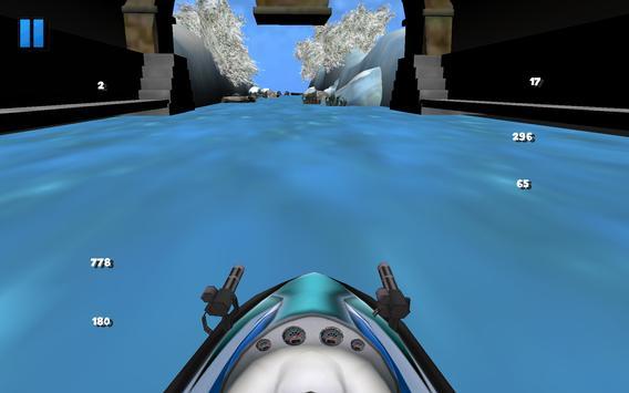 Speedboat Rush 3D apk screenshot