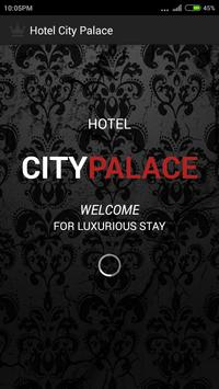 Hotel City Palace poster