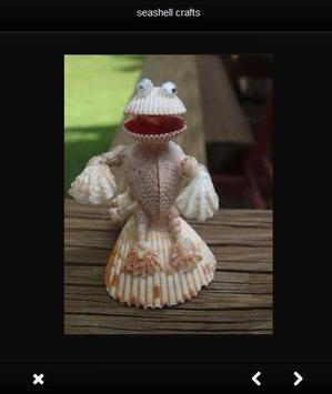 sea shell crafts screenshot 8