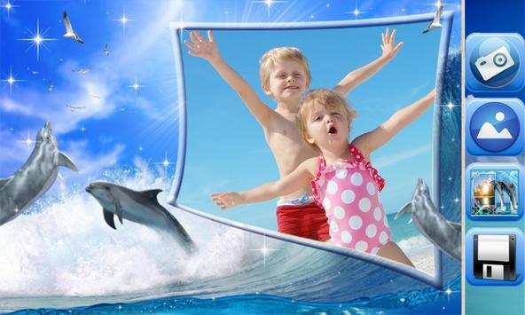 Sea Photo Frames screenshot 3