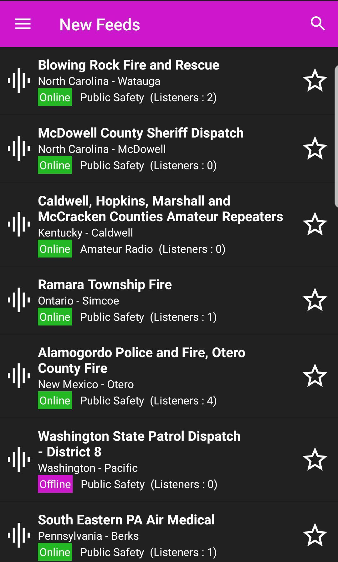 Best Police Scanner for Android - APK Download