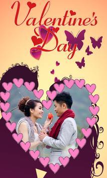 Valentine's Day 2018 Photo Live Wallpaper screenshot 5