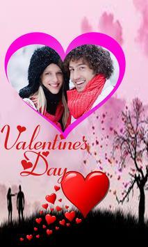 Valentine's Day 2018 Photo Live Wallpaper screenshot 2