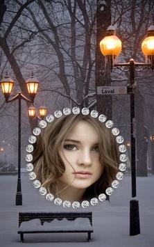 Winter Photo Live Wallpaper apk screenshot