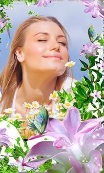 Flower Photo Frames screenshot 5
