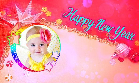 Happy New Year 2018 Photo Frames  HD screenshot 7